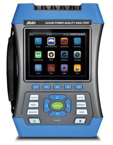 Specific Uses of The Power Quality Analyzer