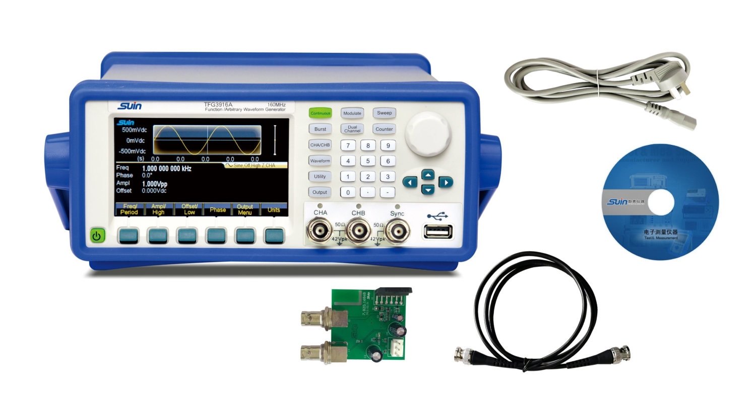 How to choose a signal generator
