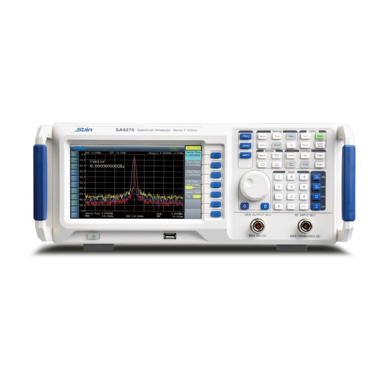 Application of Spectrum Analyzer