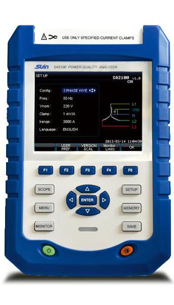 Introduction of class S power quality analyzer