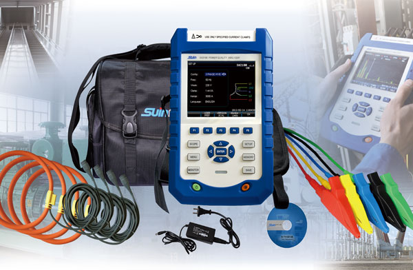 Power Quality Analyzer SA2100