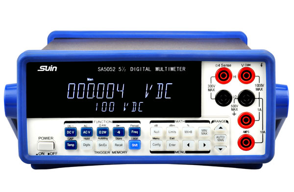 Digital Multimeter SA5052 Series