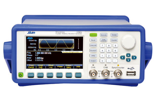 Arbitrary Waveform Generators TFG3900A Series