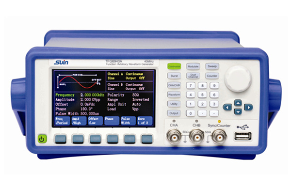 Arbitrary Waveform Generators TFG6900A Series