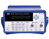 Application of universal frequency counter