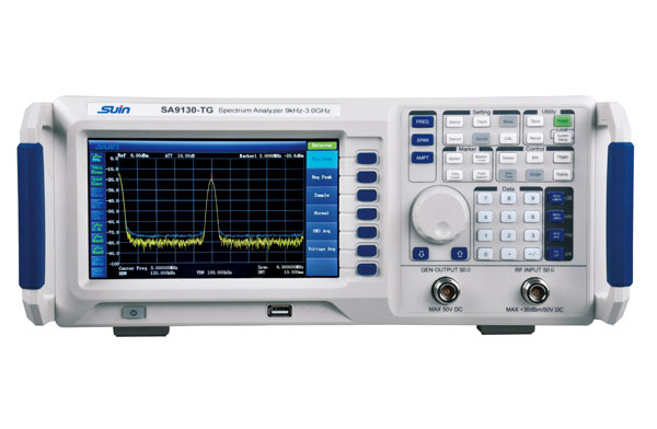 frequency characteristic analyzer