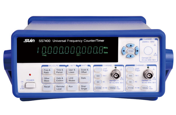 Universal Frequency Counter
