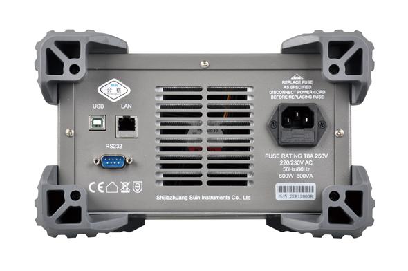 SK3323J/3325J Programmable Linear DC Power Supply