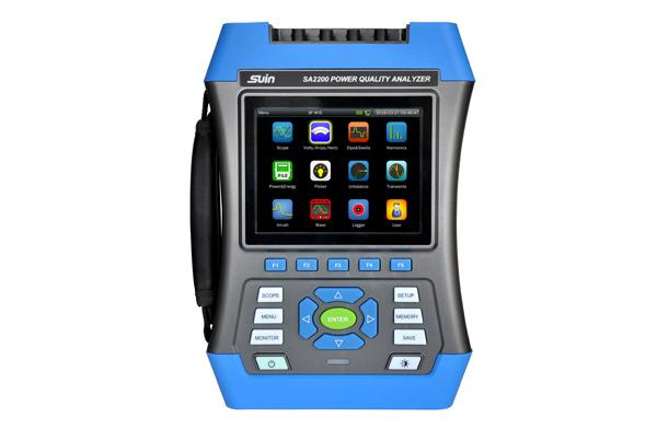 Power Quality Analyzer SA2200