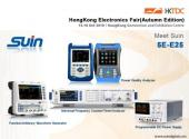 Suin Invitation_ 2019 HongKong Electronic Fair(Autumn Edition)