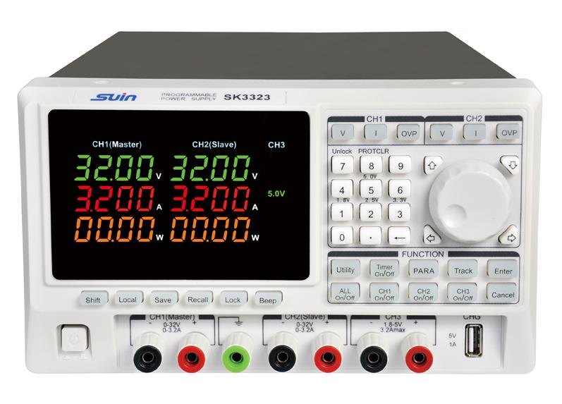 SK3323/3325 Programmable DC Power Supplies